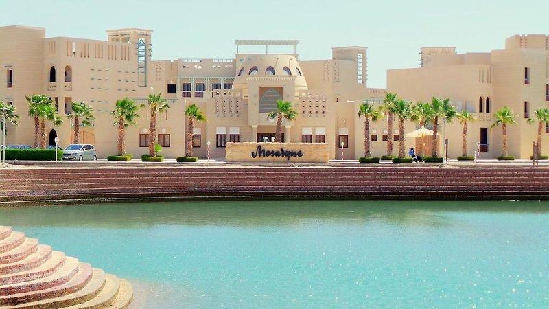Mosaique Hotel in El Gouna, Rotes Meer Pool