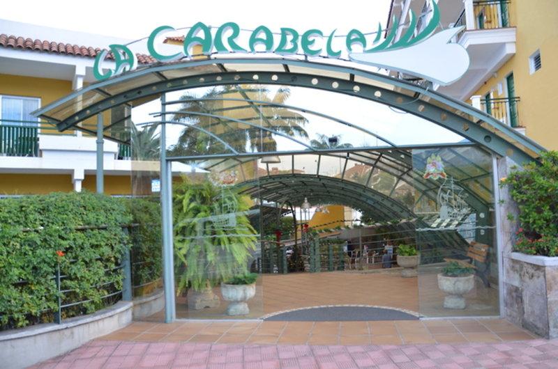 La Carabela in Puerto de la Cruz, Teneriffa Außenaufnahme