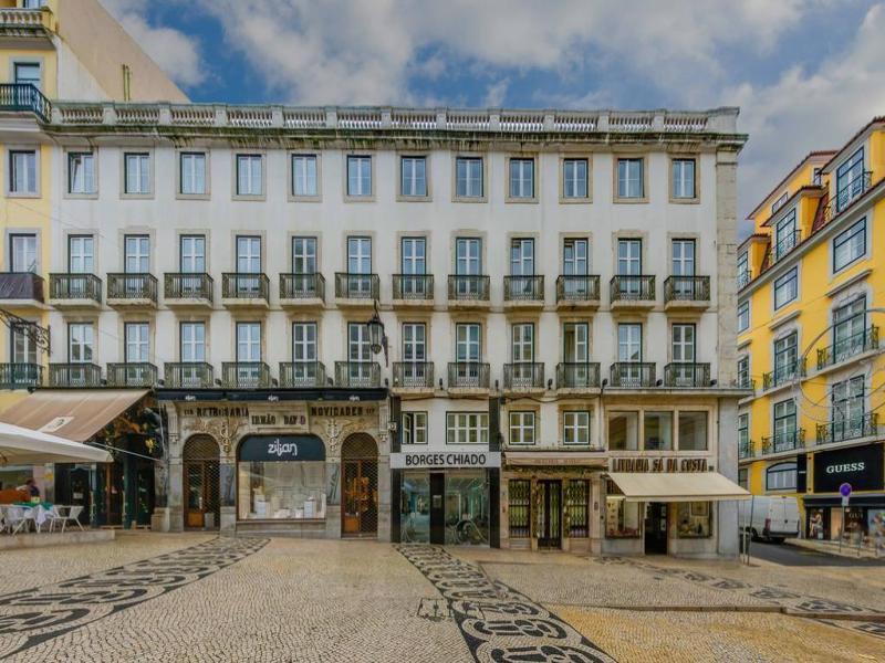 Hotel Borges Chiado in Lissabon, Lissabon & Umgebung Außenaufnahme