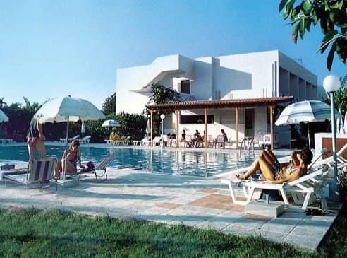 Iris Hotel in Kos-Stadt, Kos Pool