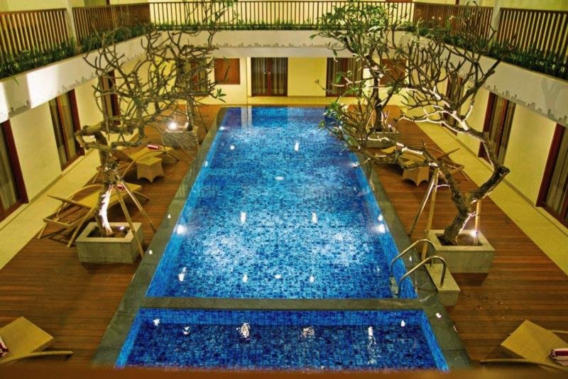 Sense Sunset Hotel Seminyak in Seminyak, Indonesien - Bali Pool
