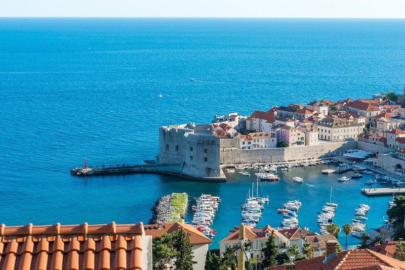 Guesthouse Home Sweet Home in Dubrovnik, Süd-Dalmatien (Dubrovnik) Landschaft