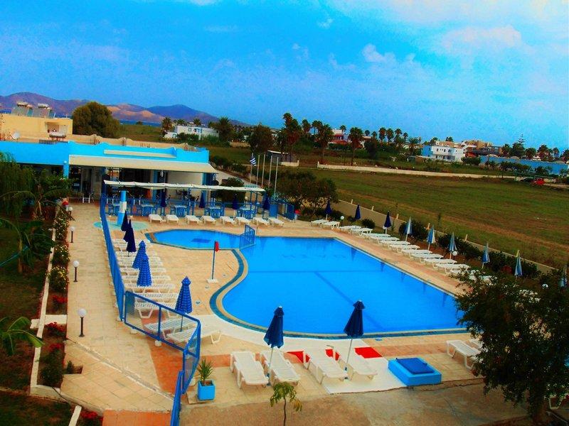 Oasis Tigaki in Tigaki, Kos Pool