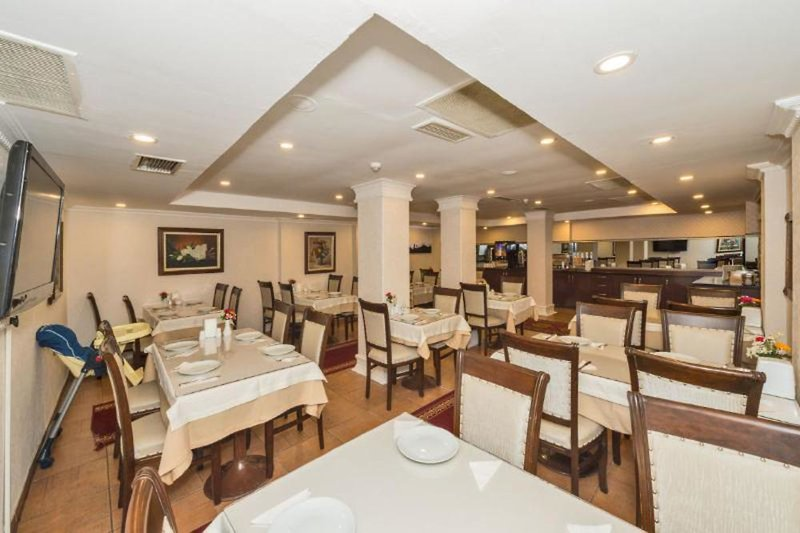 Santa Sophia Hotel in Istanbul, Istanbul & Umgebung Restaurant