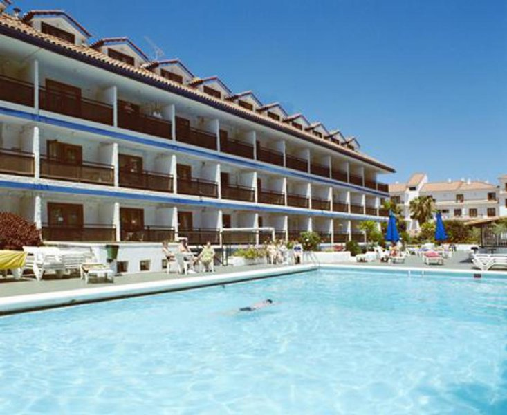 Apartamentos Pez Azul in Puerto de la Cruz, Teneriffa Außenaufnahme
