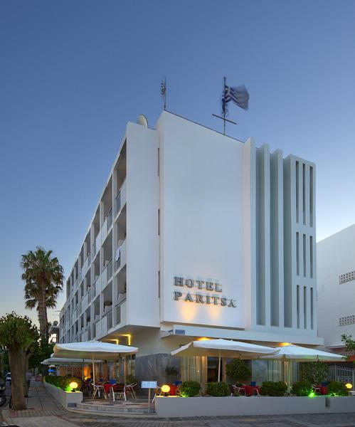 Paritsa Hotel in Kos-Stadt, Kos Außenaufnahme