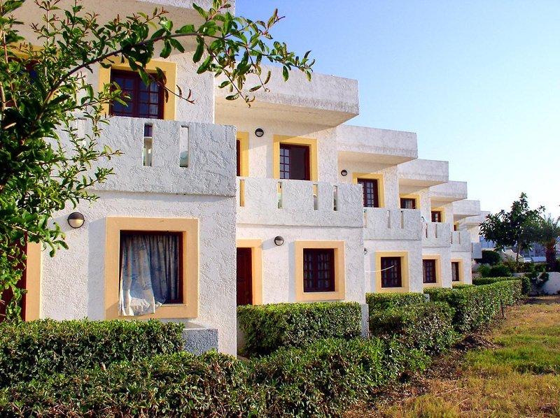 Klio Apartments in Gouves, Kreta Außenaufnahme