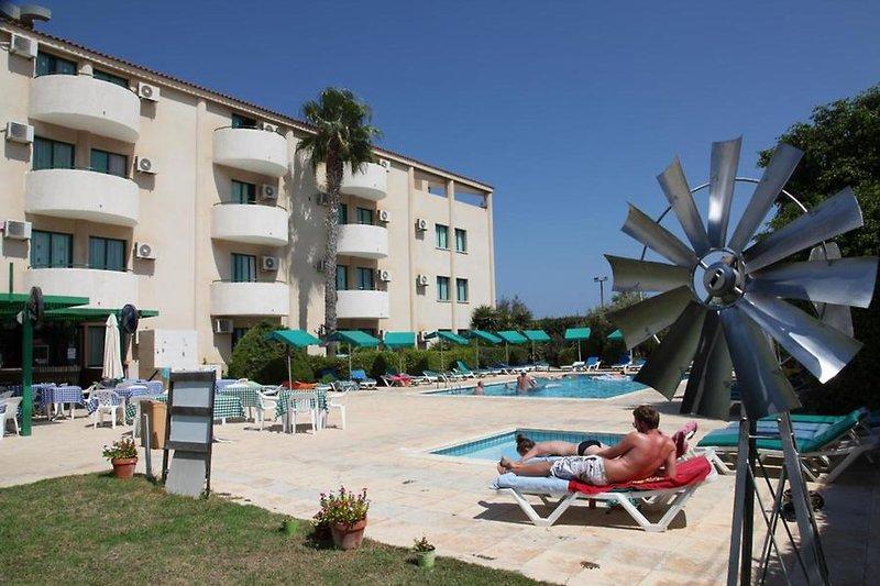 Mandalena Hotel Apartments in Protaras, Zypern Süd (griechischer Teil) Strand