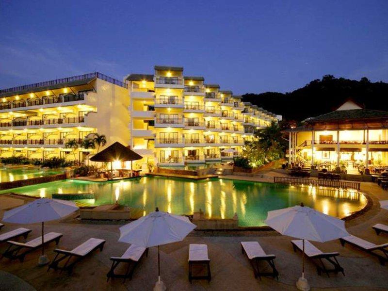 Krabi La Playa Resort in Ao Nang, Süd-Thailand Außenaufnahme