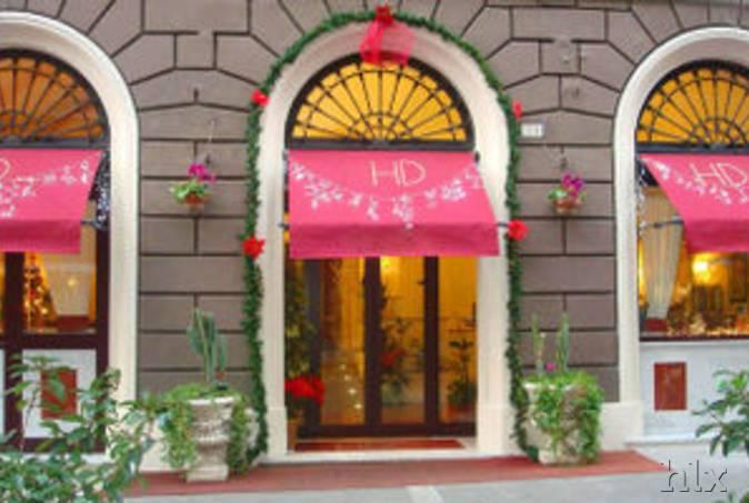 Hotel Dina in Rom, Rom & Umgebung Außenaufnahme
