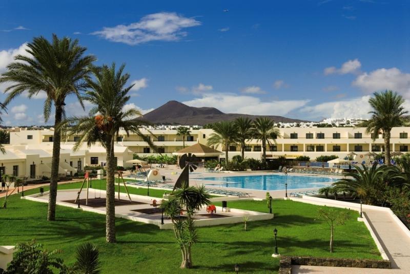 Santa Rosa in Costa Teguise, Lanzarote Außenaufnahme