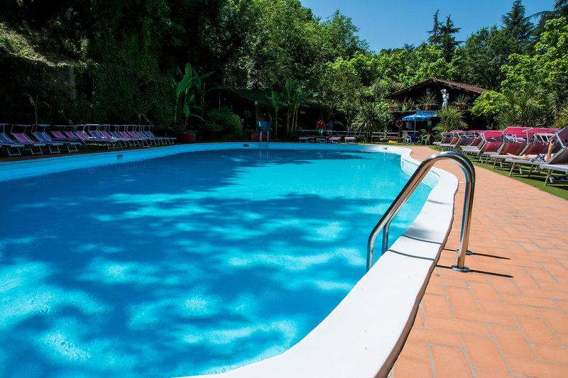 Seven Hills Village in Rom, Rom & Umgebung Pool
