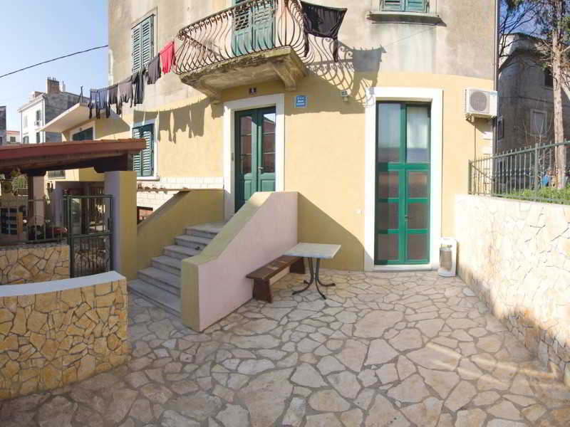 Apartments Sanda in Split, Kroatien - weitere Angebote Terasse