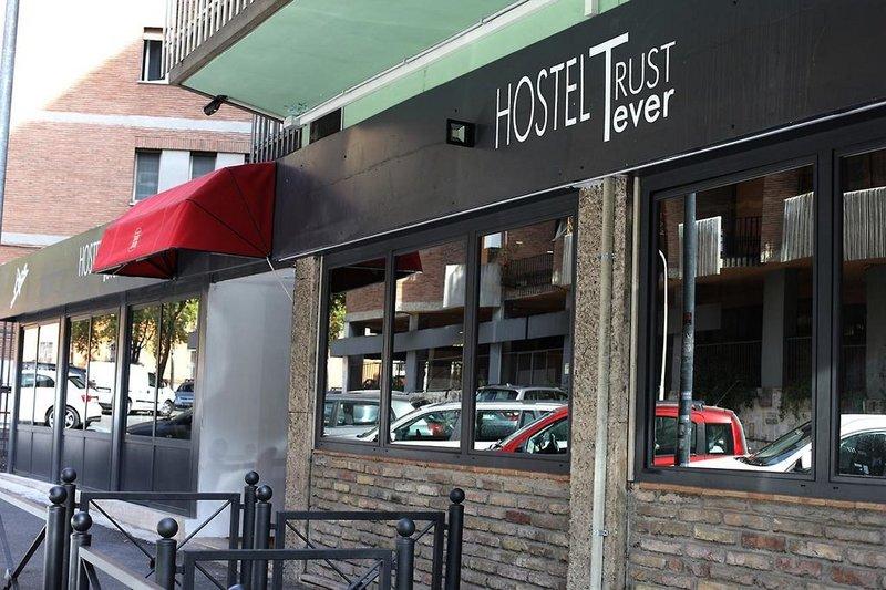 Hostel Trustever in Rom, Rom & Umgebung Bar