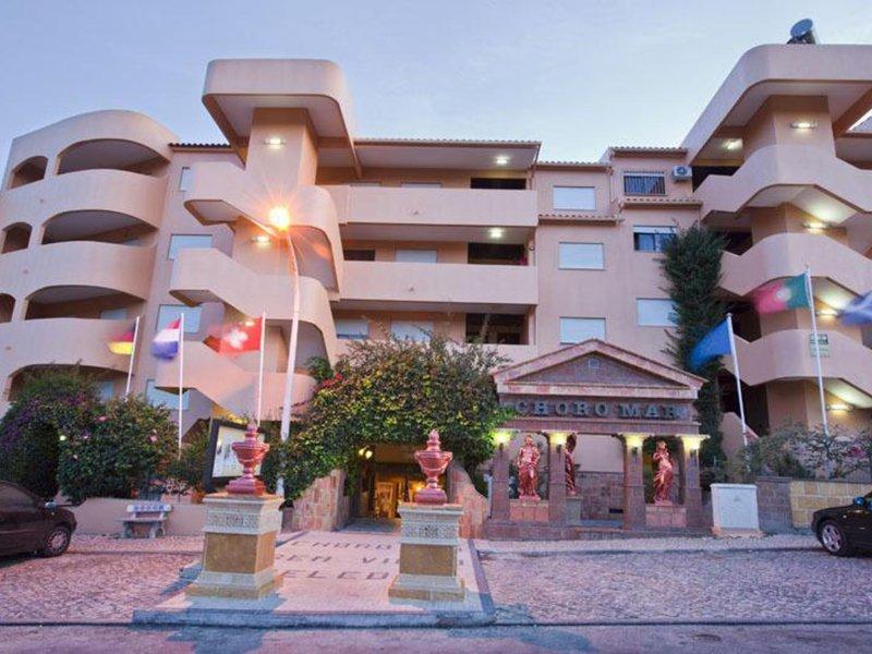 ChoroMar in Albufeira, Algarve Außenaufnahme