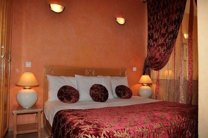 Golden Beach Appart Hôtel in Agadir, Agadir & Atlantikküste Wohnbeispiel