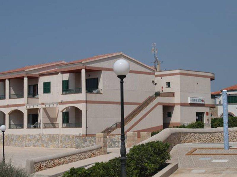 Apartamentos Cabo de Baños in Ciutadella de Menorca, Menorca Außenaufnahme