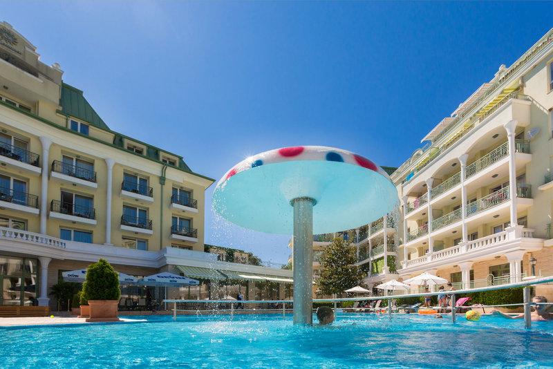 SPA Hotel Romance Splendid in Sweti Konstantin, Riviera Nord (Goldstrand) Sport und Freizeit