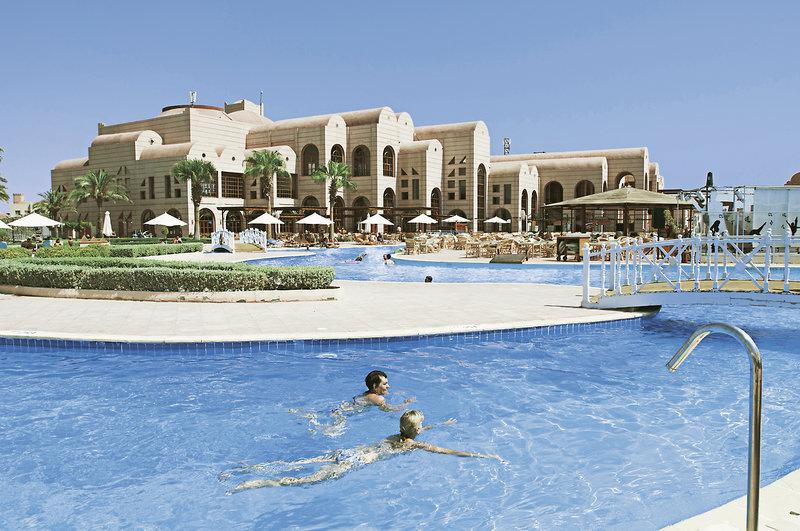 Club Calimera Akassia Swiss Resort in El Quseir, Marsa Alam & Umgebung Pool