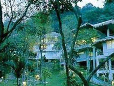 Pakasai Resort in Krabi, Süd-Thailand Außenaufnahme