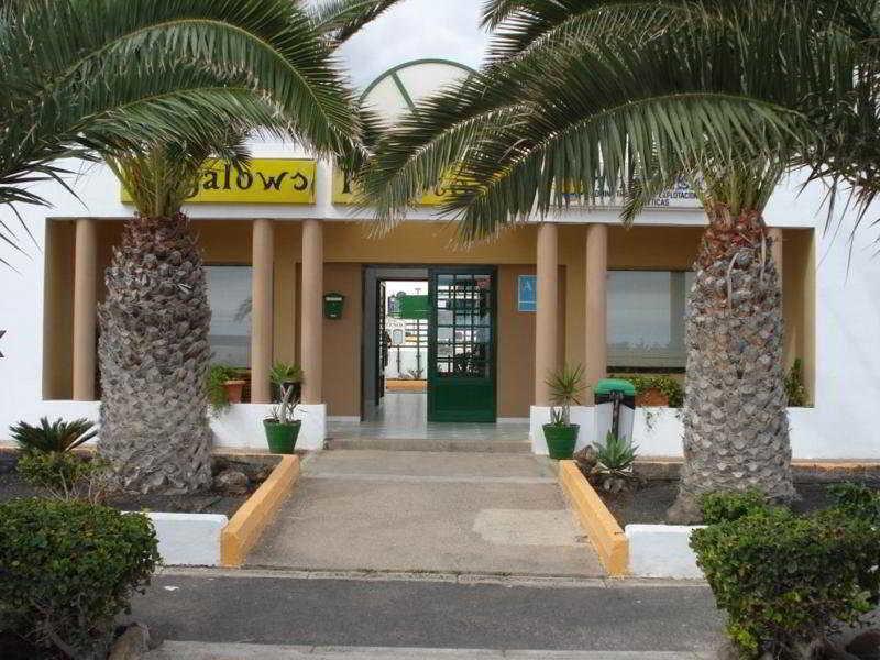 Casthotels Fuertesol Bungalows in Caleta de Fuste, Fuerteventura Außenaufnahme