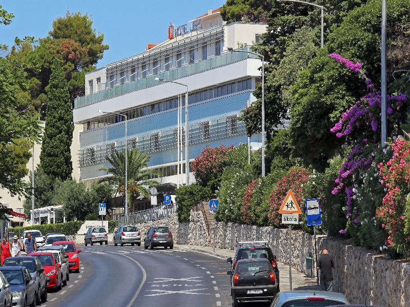 Hotel Lero in Dubrovnik, Süd-Dalmatien (Dubrovnik) Terasse