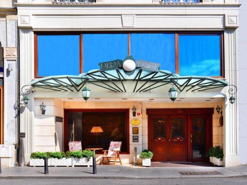 Pera Rose Hotel in Istanbul, Istanbul & Umgebung Außenaufnahme