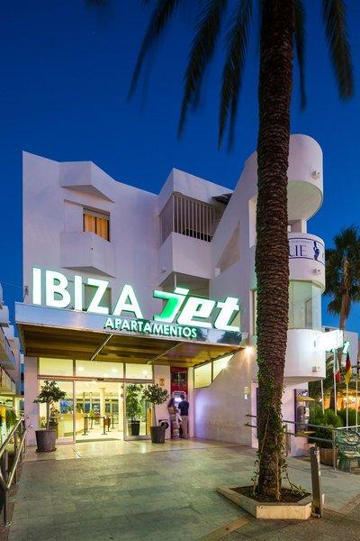 Ibiza Jet Apartments in Ibiza-Stadt, Ibiza Außenaufnahme