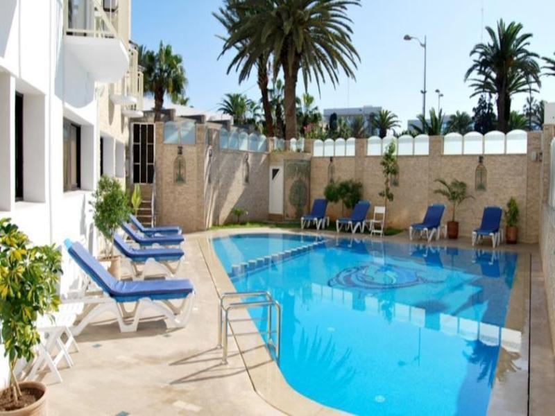 Suite Tilila Agadir in Agadir, Agadir & Atlantikküste Pool