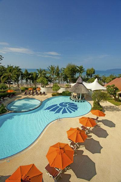 Ao Nang Villa in Ao Nang, Süd-Thailand Pool