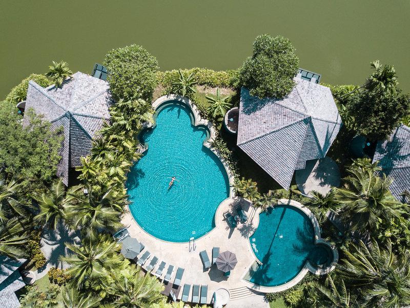 Peace Laguna Resort & Spa in Ao Nang, Süd-Thailand Außenaufnahme