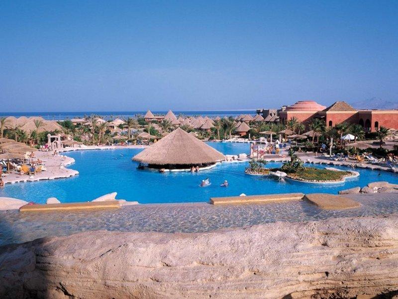 Laguna Vista Beach Resort in Nabq, Sinai - Halbinsel Pool