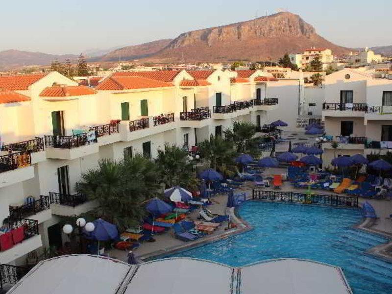 Diogenis Blue Palace Hotel in Gouves, Kreta Außenaufnahme