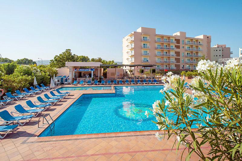 Invisa Hotel Es Pla in Sant Antoni de Portmany, Ibiza Pool