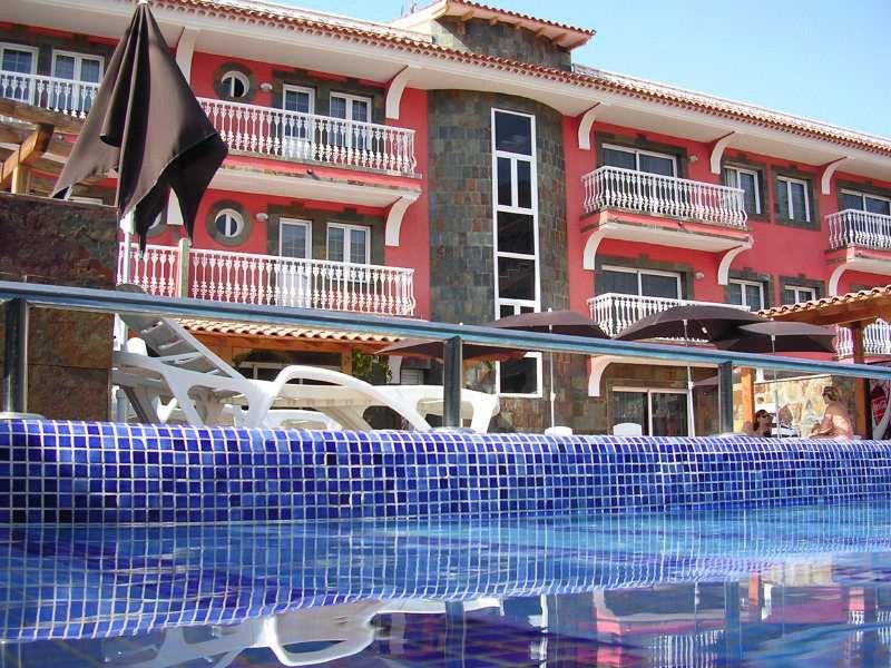 La Aldea Suites in La Aldea de San Nicolas, Gran Canaria Außenaufnahme