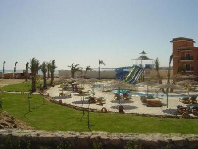 The Three Corners Sunny Beach Resort in Hurghada, Hurghada & Safaga Strand