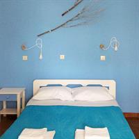 Bluelife in Santorin, Santorin Wohnbeispiel
