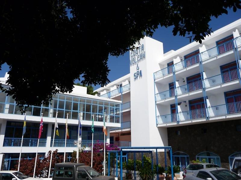 Costa Volcan Apartments in Puerto del Carmen, Lanzarote Außenaufnahme