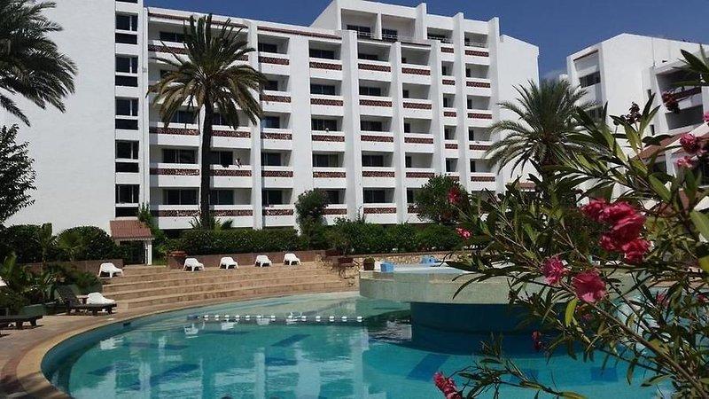Adrar in Agadir, Agadir & Atlantikküste Pool