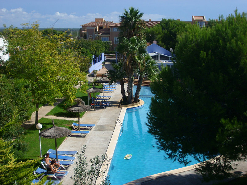 Club Ciudadela in Ciutadella de Menorca, Menorca Pool