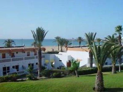 Club Al Moggar Garden Beach in Agadir, Agadir & Atlantikküste Außenaufnahme