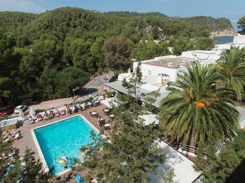Complejo San Miguel Park y Esmeralda Mar in Sant Joan de Labritja, Ibiza Außenaufnahme