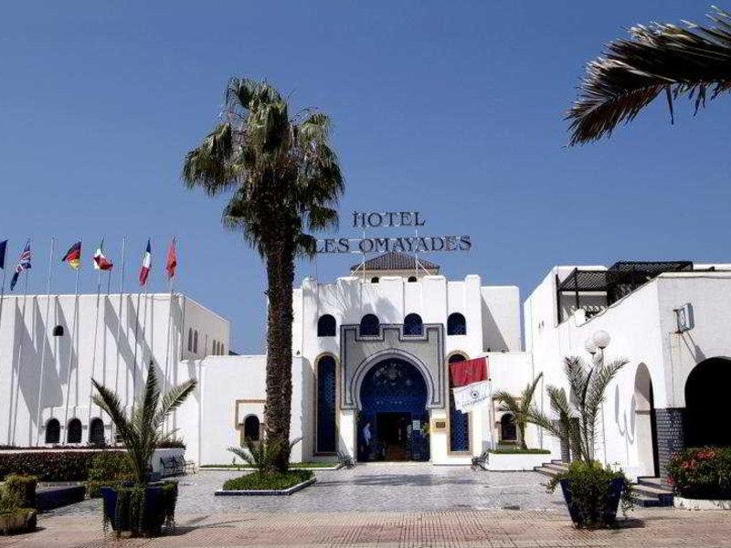 Agadir Les Omayades in Agadir, Agadir & Atlantikküste Außenaufnahme
