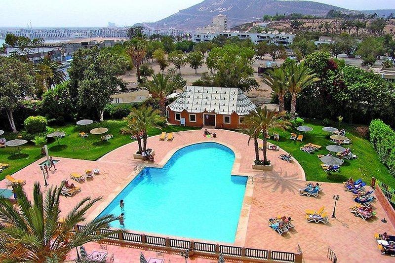 Hotel Oasis in Agadir, Agadir & Atlantikküste Pool