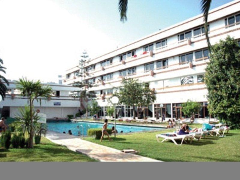 Bahia City Hotel in Agadir, Agadir & Atlantikküste Außenaufnahme