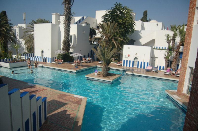 Hotel Tagadirt in Agadir, Agadir & Atlantikküste Pool