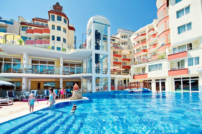 Villa List in Sosopol, Riviera Süd (Sonnenstrand) Außenaufnahme