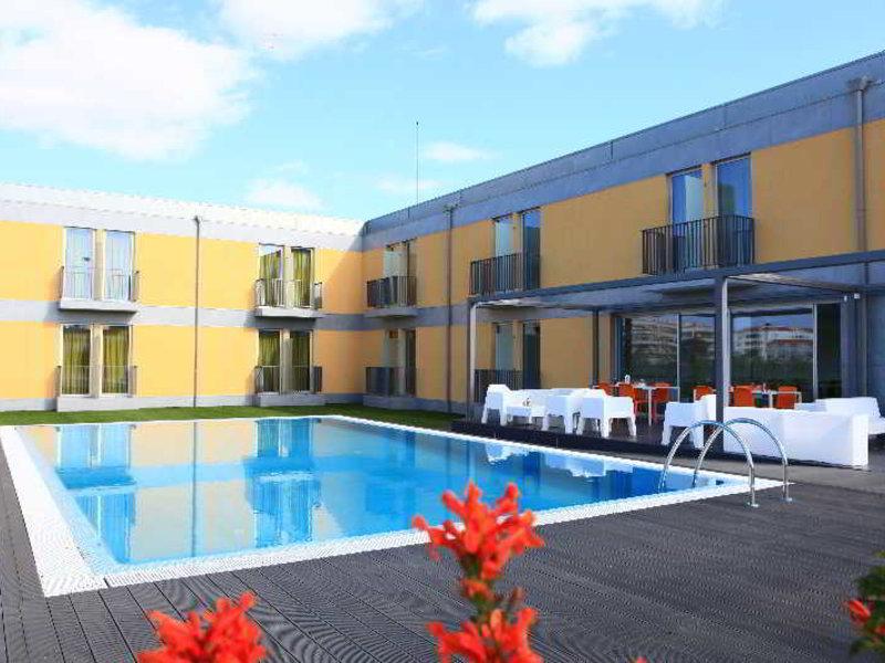 Hotel 3K Aeroporto de Faro in Faro, Algarve Außenaufnahme