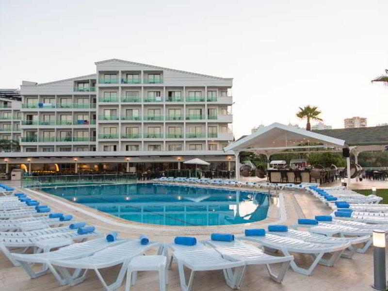 Falcon Hotel in Antalya, Türkische Riviera Außenaufnahme