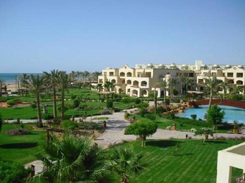 Regency Plaza Aqua Park & Spa Resort in Sharm el-Sheikh, Sinai - Halbinsel Außenaufnahme